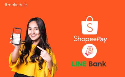 Cara Top Up Saldo Shopeepay Via Line Bank