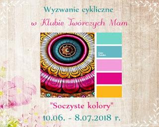 http://klub-tworczych-mam.blogspot.com/2018/06/wyzwanie-cykliczne-z-paletka-kolorow.html