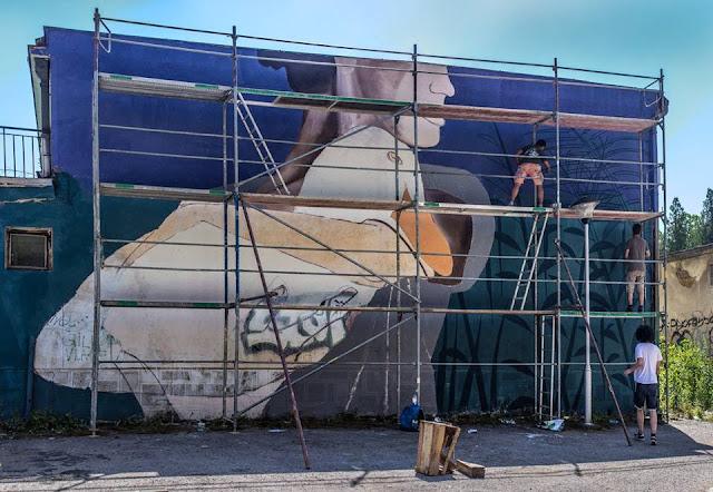 Radovi na muralima