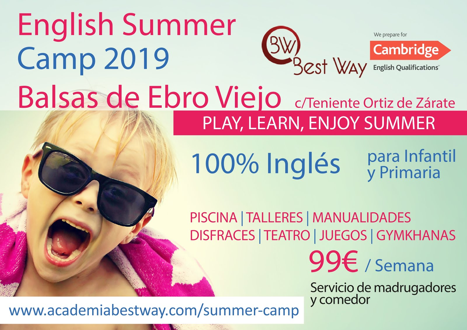 Summer Camp 2019 Best Way