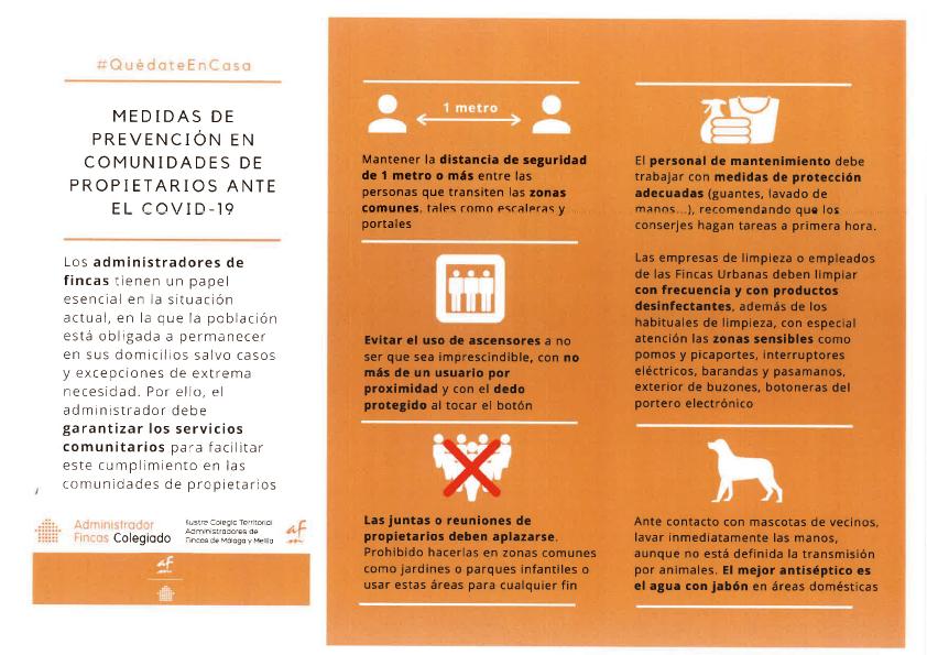MEDIDAS DE PREVENCIÓN COVID-19