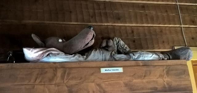 Mauri Kunnas, Matu renki