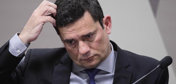 Para Procurador da República prints de Sérgio Moro não provam crimes contra Bolsonaro, veja;