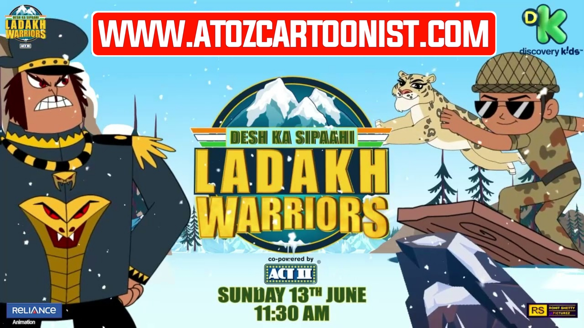 LITTLE SINGHAM DESH KA SIPAAHI : LADAKH WARRIORS FULL MOVIE IN HINDI DOWNLOAD (480P HQ)