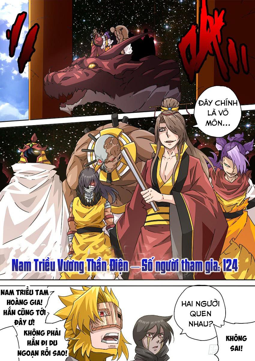 Quyền Bá Thiên Hạ Chapter 257 video - truyenmh.com