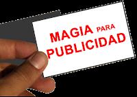 MAGIA PARA PUBLICIDAD