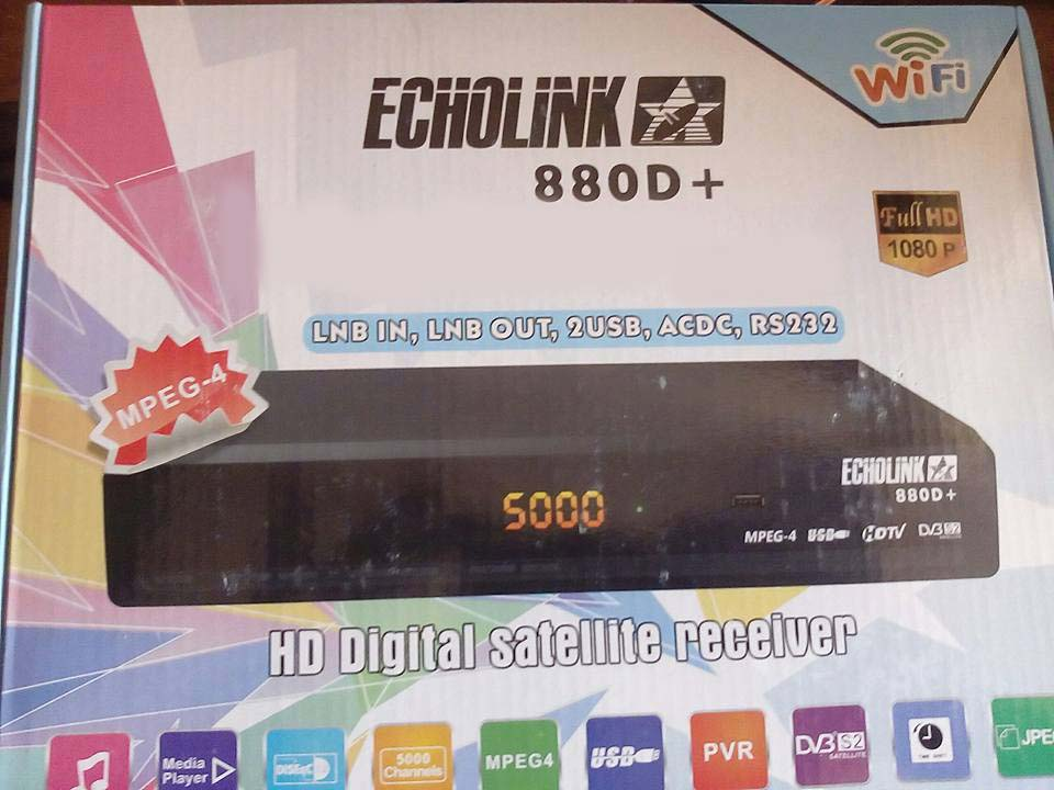 Echolink I5000 New Software 2019
