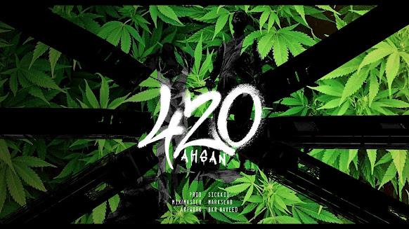 420 Song Lyrics - AHSAN | Prod. SickKid | Pakistani Drill Lyrics Planet