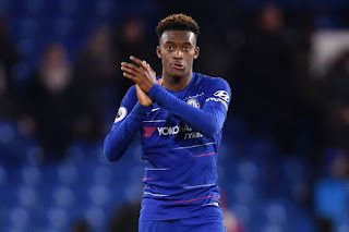 Hudson-Odoi Signs New 5-Year Chelsea Deal