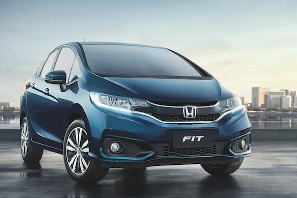 Honda Fit 2019 Argentina