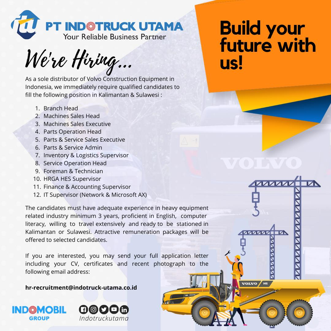 PT Indotruck Utama (Indomobil Group)