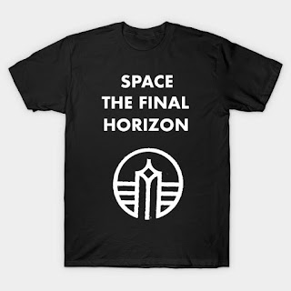 Space The Final Horizon T Shirt On Sale Epcot TeePublic