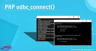 PHP odbc_connect() Function