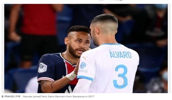 Neymar avoids sanction after alleged racism, homophobia
