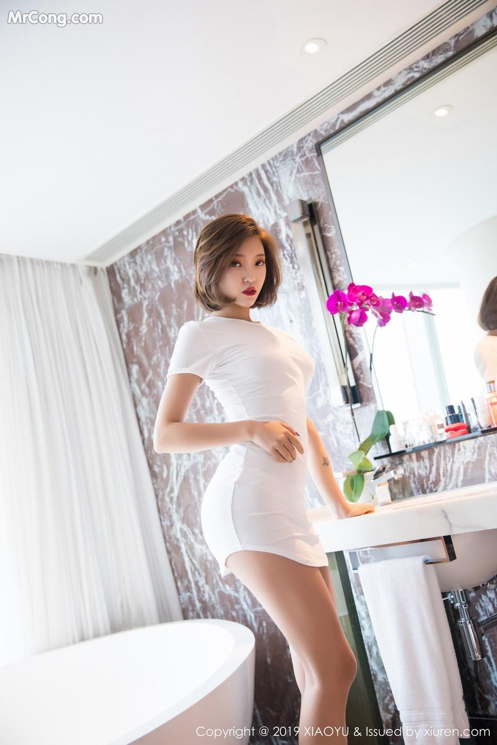 Image XiaoYu-Vol.039-LRIS-Feng-Mu-Mu-MrCong.com-006 in post XiaoYu Vol.039: LRIS (冯木木) (61 ảnh)