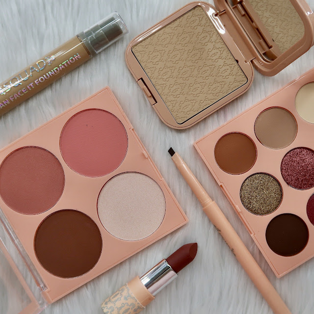 Squad Cosmetics Makeup Collection Review: Pretty Affordable and Pretty Good morena filipina beauty blog