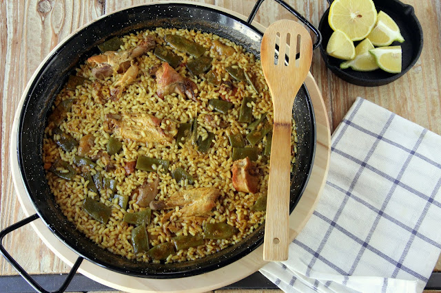 El paeller el arroz del domingo lazy blog