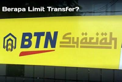 limit transfer btn syariah