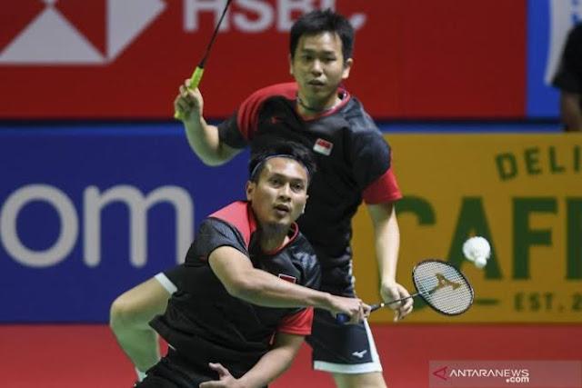 atlet bulu tangkis Indonesia