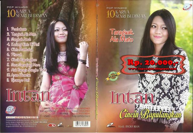 Intan - Cincin Bapulangkan (Album Pop Minang 10 Karya Sexri Budiman)