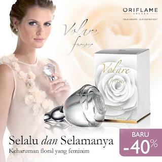 Promo Parfum Baru Volare Forever Eau de Parfum by Oriflame