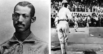 Moses Fleetwood Walker, first Black person to play baseball