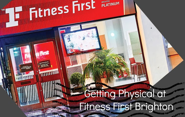Getting physical at Fitness First Brighton