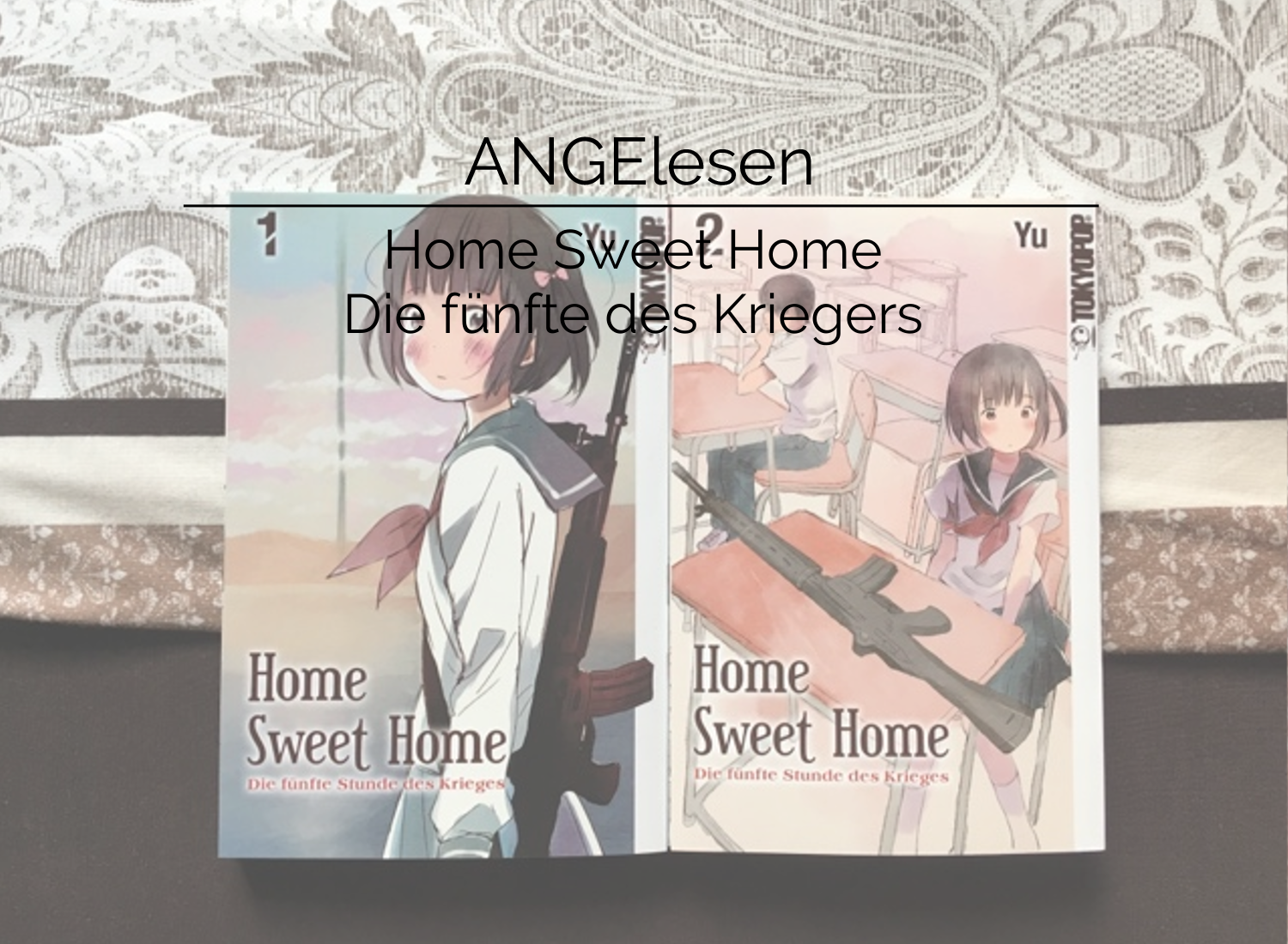 Review zum Manga Home Sweet Home