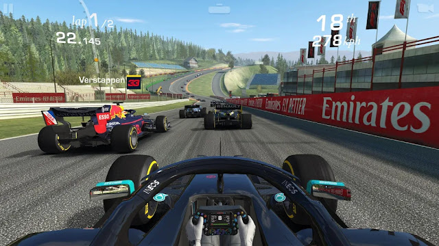 Real Racing 3 Free Android Game
