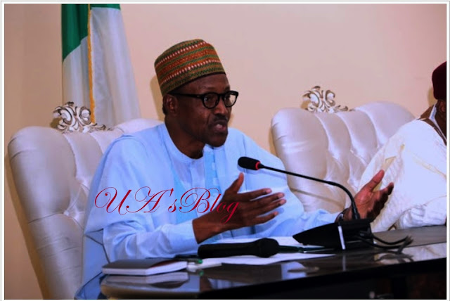 Buhari lists conditions for restructuring
