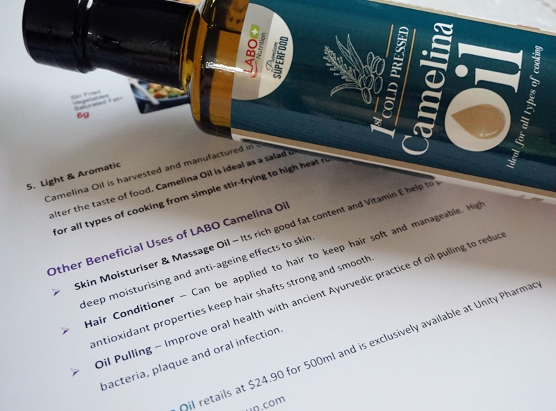 lifestream labo camelina oil skin moisturizer hair conditioner