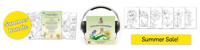 Music Audio Stories Summer Bundle Summer Sale!