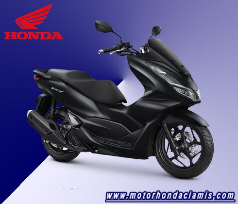 Brosur Motor Honda PCX Ciamis