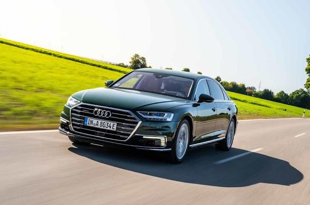 New Audi A8 L TFSIe plug-in hybrid: specs detailed