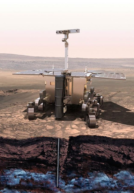 Astrophysicist investigates the possibility of life below the surface of Mars
