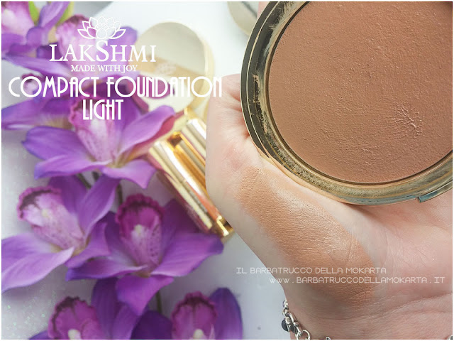 compact-foundation swatches--fondotinta-compatto-lakshmi-makeup-vegan-ecobio