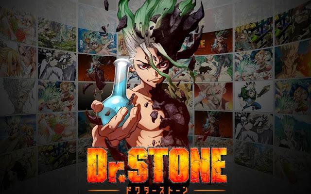 Dr. STONE revela imagen promocional de su segunda temporada