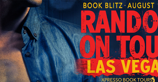 Release Blitz and Giveaway: Random on Tour: Las Vegas by Julia Kent
