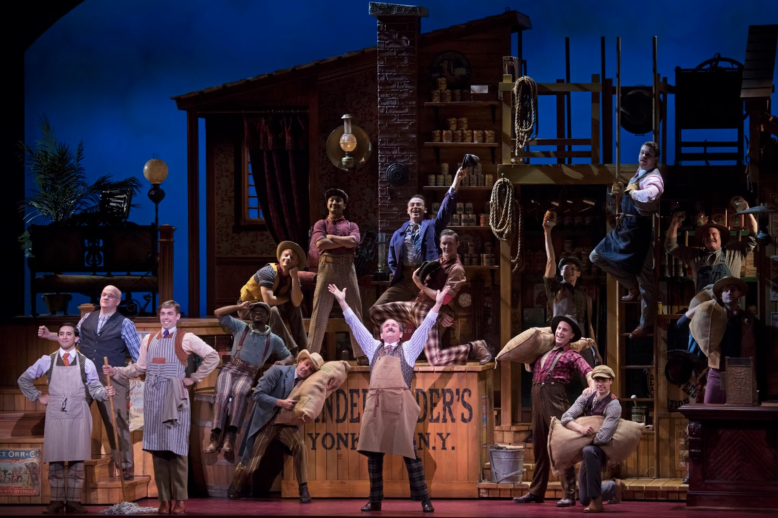 UPCOMING: Hello, Dolly!, November 19 - December 1, Fisher Theatre, Detroit