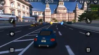 City racing game balapan mobil
