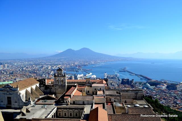 Neapol z dzieckiem- miasto o 100 twarzach