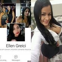 Morena Ellen Greici gostosa caiu nos grupo do zap