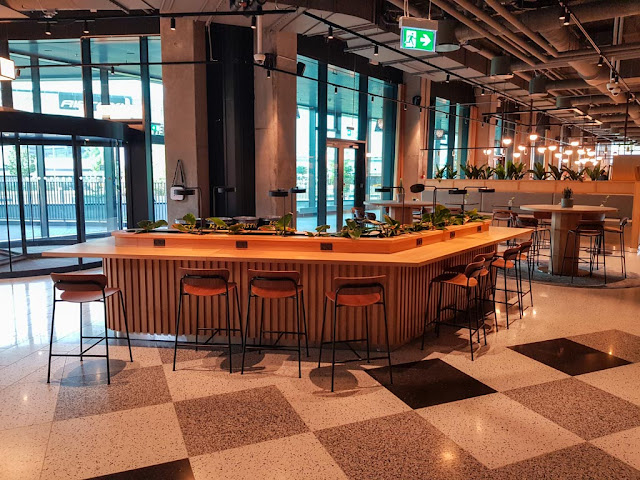 Comfort hotel Copenhagen airport-Interni
