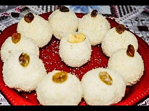 Rava Laddu | Rava Ladoo Recipe