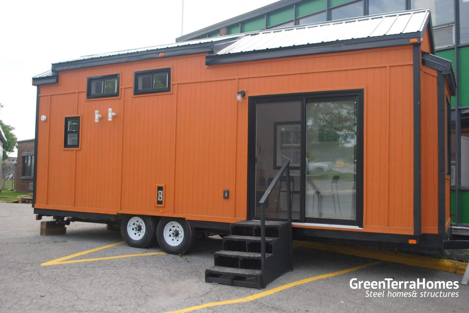 Custom Green Terra Home 310 Sq Ft