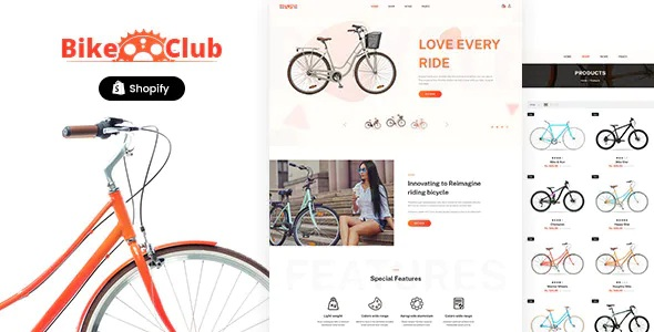 Best Cycle store Shopify Theme