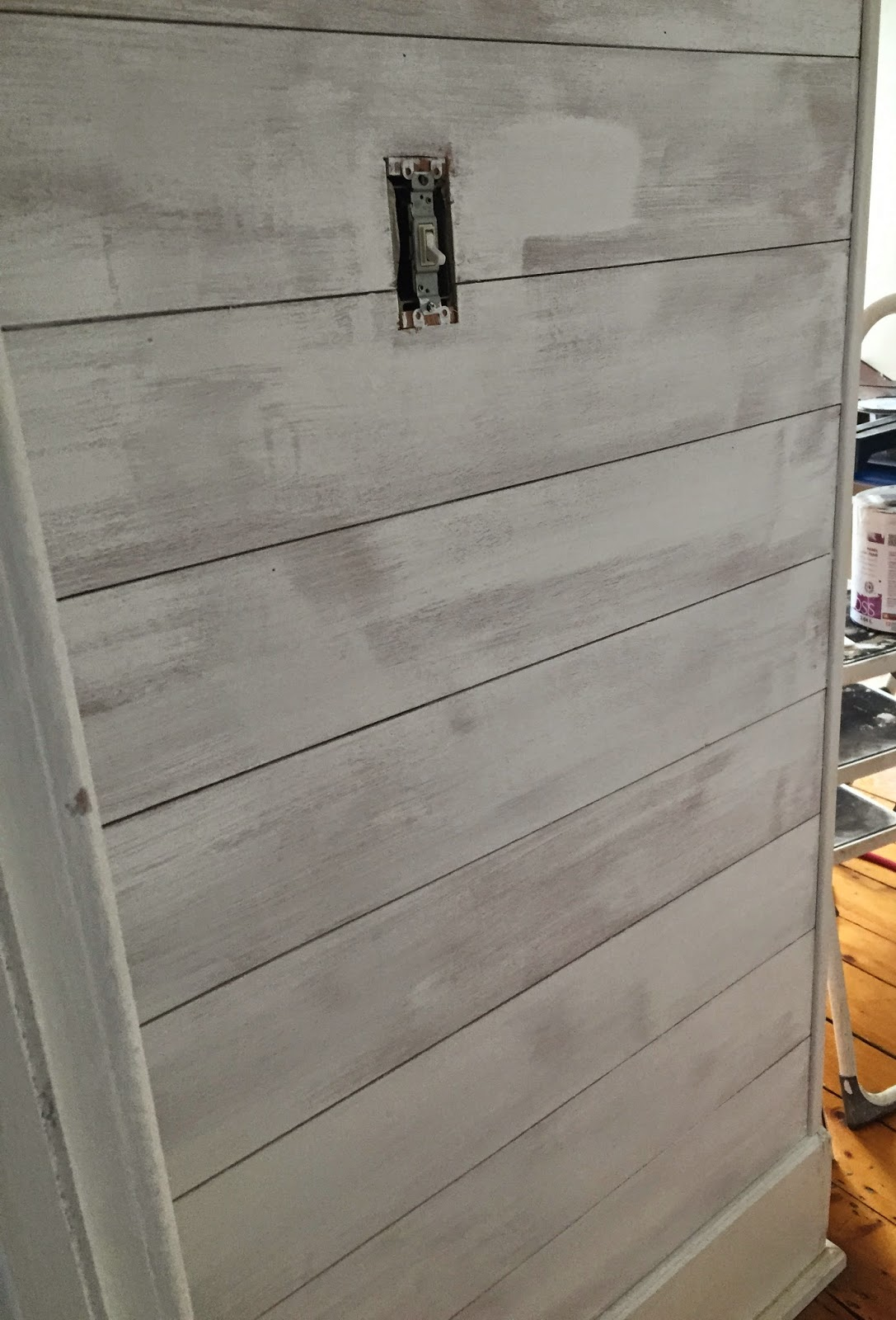 Shiplap Diy It S A Fancy Schmancy Life