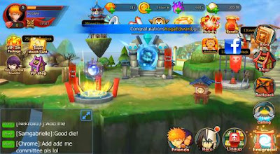 Lord of Ghost Mod Apk Unlimited Money