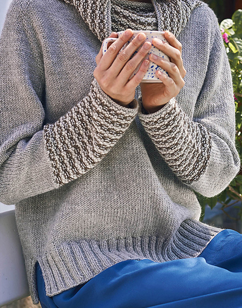 Diandra Sweater - Free Pattern