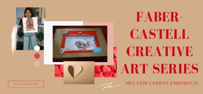 faber-castell creative art series melatih cerdas emosional